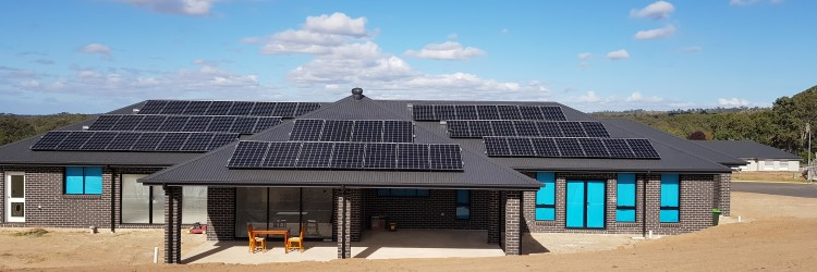 With our 5kW solar systems you can export any unused electricity you generate back to the Grid and be paid for it.
