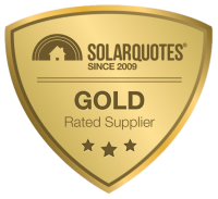 Gold Badge Rated Premium Solar Power Installer
