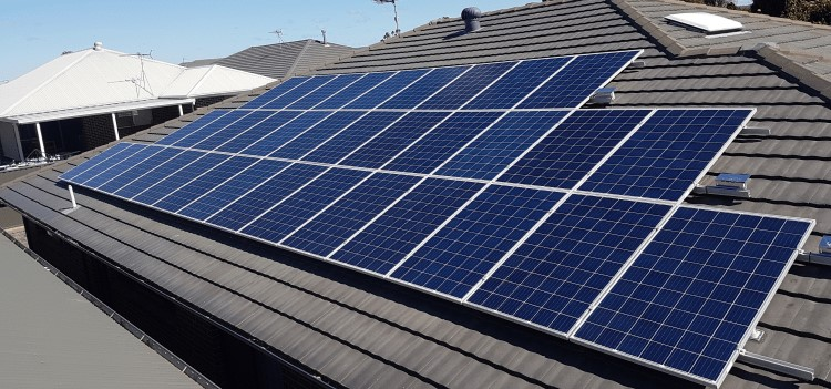 There are a number of variables but 6.6kW solar systems generally cost in the range of $5,000 to $7,000
