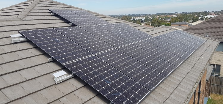 Solar Panels and Systems Installed in Campbelltown by AHE Solar